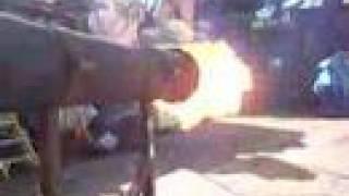 V1 Testlauf, Wunderwaffe, Pulso, original, German Vuvuzela