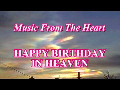Happy Birthday In Heaven Stephen Meara Blount Youtube