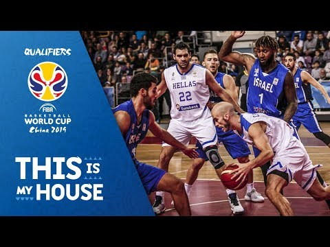 The Best of November 2017! - FIBA Basketball World Cup 2019 European Qualifiers