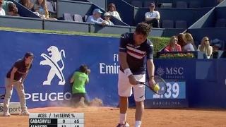 Les moments cultes du Tennis #3 (ramasseurs, juges, arbitres)