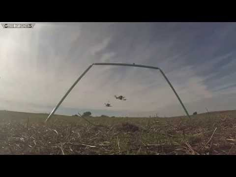 Game of Drones Aerial Sports League - FPV Racing Promo