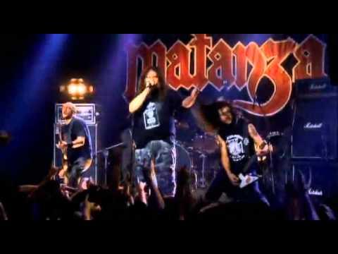 MATANZA - MESA DE SALOON  (AO VIVO - MTV) mp3