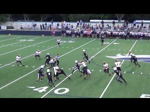 2018 Belen Jesuit Vs Delray Beach American Heritage Football