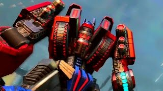 Transformers: Fall of Cybertron - Walkthrough Part 2 - Chapter 2: Defend The Ark Part 1