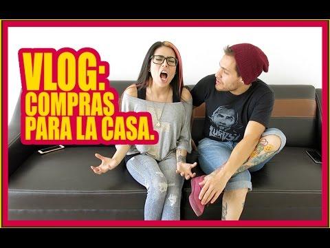 VLOG: PRIMERAS COMPRAS PARA NUESTRA CASA. (CNDirect.com)