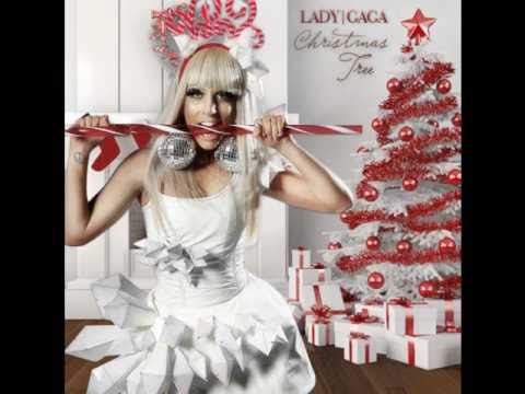 christmas tree lyrics lady gaga