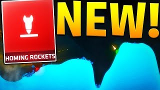 BRAND NEW OP HOMING ROCKET LAUNCHER WEAPON - SHELLSHOCK LIVE SHOWDOWN