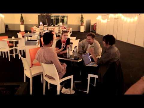 The Jacksons: Next Generation: 3T's Dutch Radio Interview (Bonus Scene)