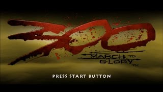 300 March To Glory PSP Gameplay