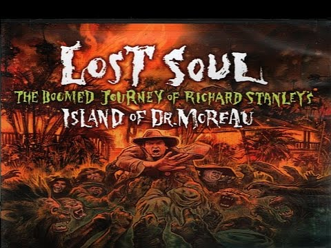 Richard Stanley - Lost Soul: The Doomed Journey Q&A Night Visions 2015