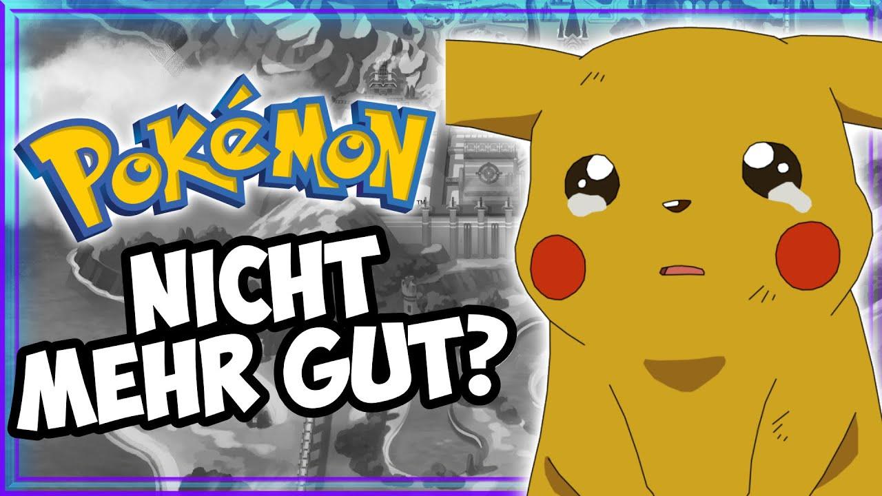 Was mir den Spaß an Pokémon genommen hat - RGE