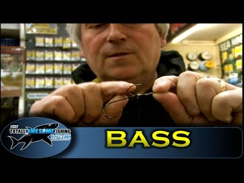 Bass Fishing Tips (Part 1) - Rough Ground- The Totally Awesome Fishing Show