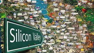 видео Силиконовая долина. Почему иногда внедрение «новейших бизнес-технологий» напоминает силиконовую грудь