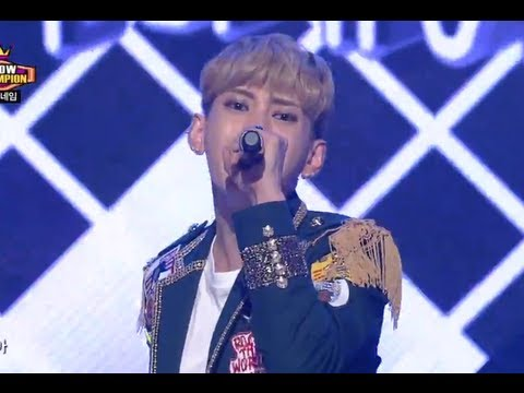 MY NAME - Baby I'm Sorry, 마이네임 - 베이비 아임 쏘리 Show Champion  20130717