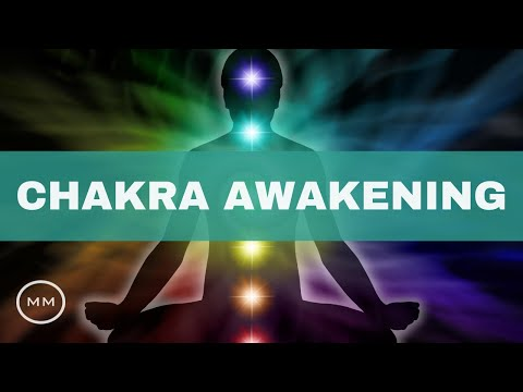 Chakra Awakening - Full Chakra Balance / Activation - Ancient Solfeggio Scale - Binaural Beats