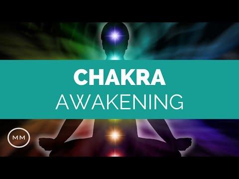 Chakra Awakening Meditation - Full Chakra Healing - Solfeggio Healing Music