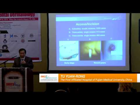 Tu Yuan-rong| Fujian Medical University | China | Dermatology 2014 | OMICS International
