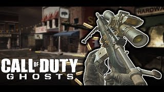 Sniping on CoD Ghost in 2018..