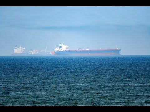 ناقلة النفط اليابانية تصل السواحل الإماراتية  - نشر قبل 44 دقيقة