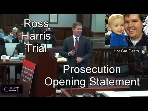 Ross Harris Trial Prosecution Opening Statement 10/03/16