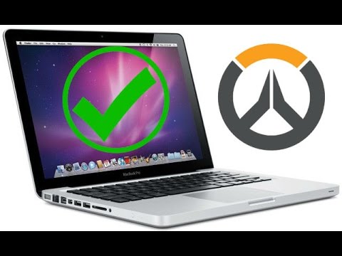 how to run overwatch on mac
