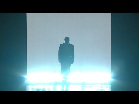 Donald Trump's dramatic RNC entrance
