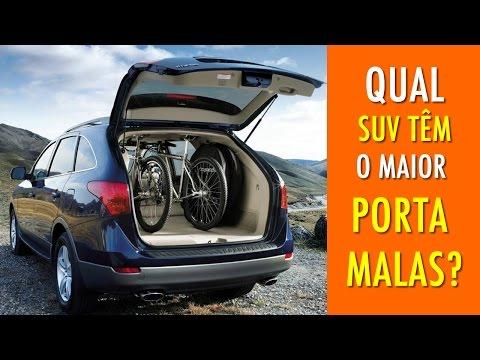 Qual SUV tem maior Porta Malas? Confira super Comparativo!