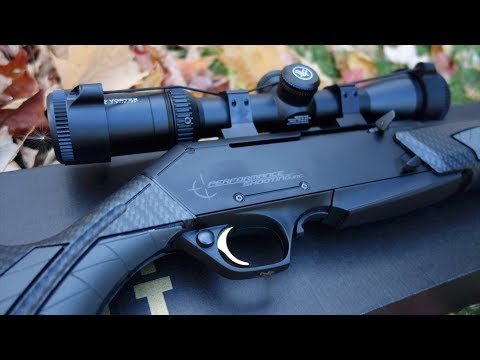 My New Browning BAR .308 Semi Automatic Carbine Rifle... Channel Update