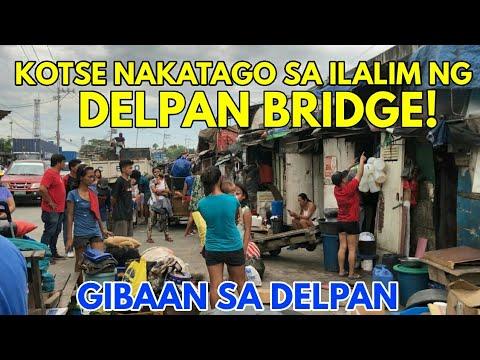 ILALIM NG DELPAN BRIDGE MAY NAKATAGONG KOTSE?! | MANILA MASSIVE CLEARING