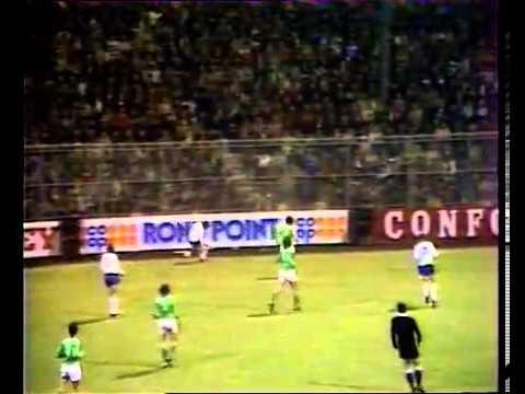 1976 03 17 ASSE Dynamo Kiev Quart finale Coupe Europe