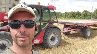 Reality Farming Ramassage paille thumbnail