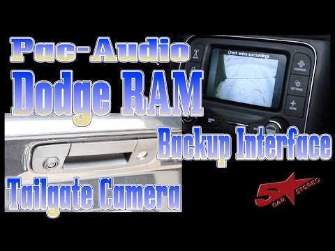 Does Your Dodge Ram Need A Backup Camera? Pac Audio BCI CH41 Is What You Need