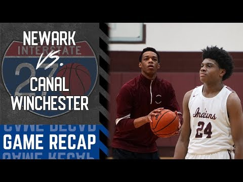 The Streak is SNAPPED! Canal Winchester beats Newark, takes OCC-Capital lead [Full Game Highlights]