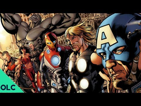 The Origin of the ULTIMATE MARVEL Universe
