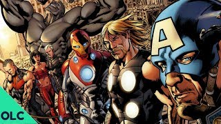 Origin of the Ultimate Marvel Universe