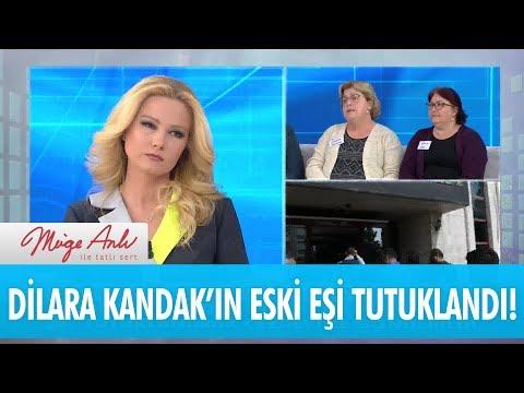 Dilara Kandak'ın eski eşi tutuklandı! - Müge Anlı İle Tatlı Sert 20 Nisan 2018