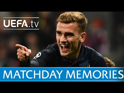 Classic uefa champions league semi-final moments