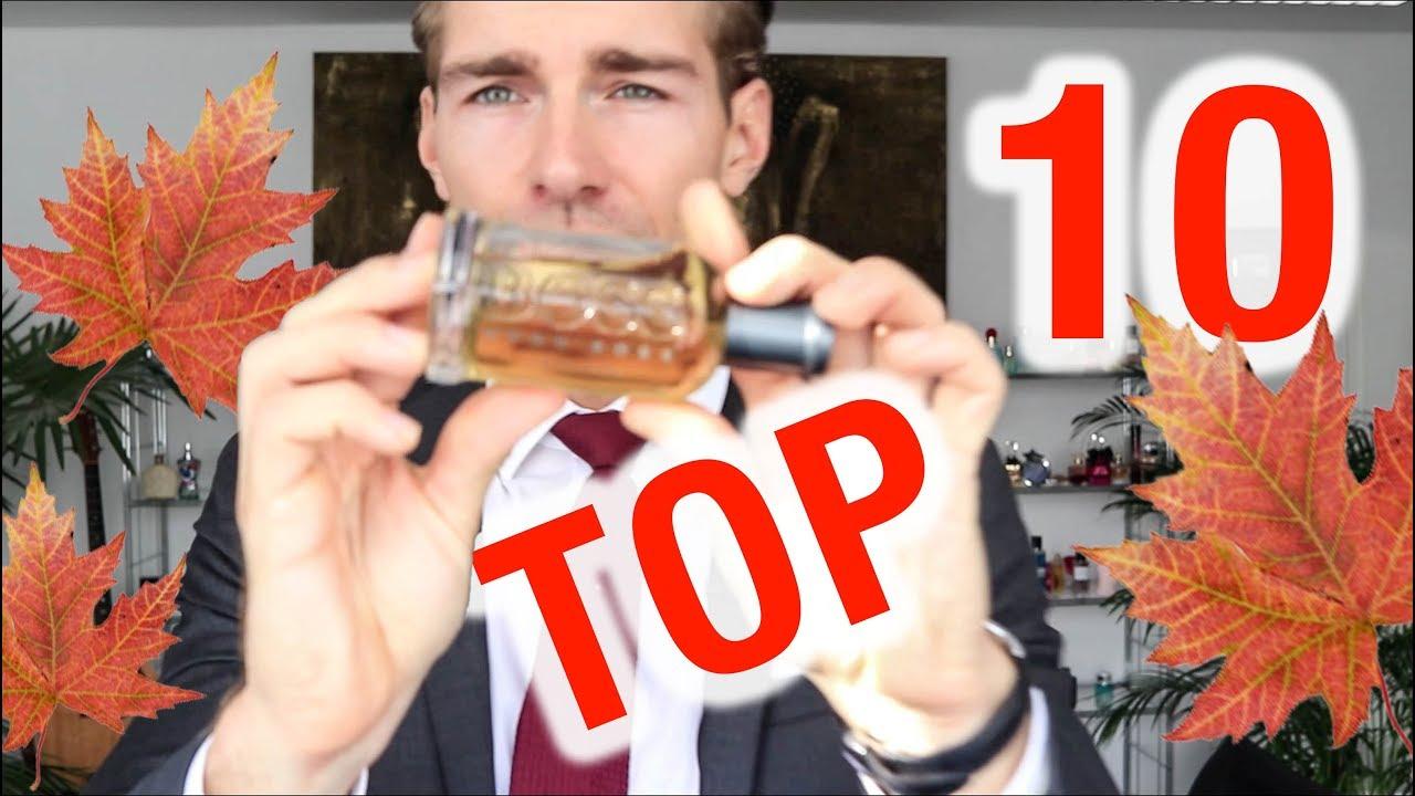 Top 10 Best Fall Fragrances 2018