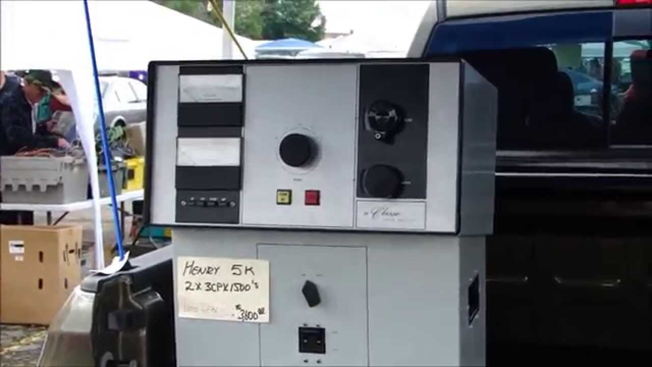 ALPHA TELECOM: DAYTON HAMVENTION 2015 PART THREE
