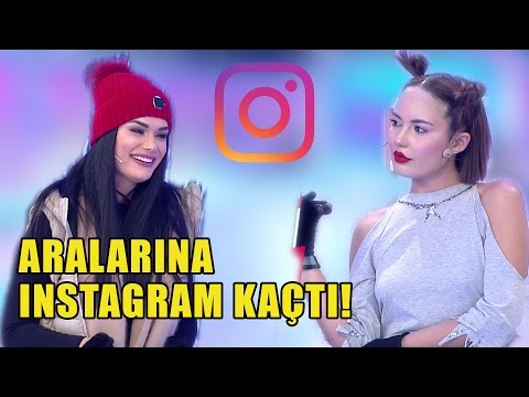"""Bahar Candan: """"Instagram'da Seni Stalk'ladım ve..."""""""
