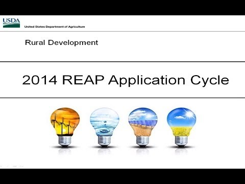 REAP funding available for farmers and rural small businesses
