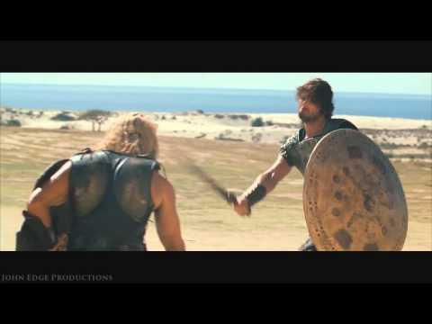 Troy - Achilles Vs Hector Breaking Benjamin