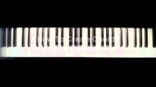 دروس العزف على البيانو: كيفية إنشاء الحبال من الصفر باستخدام C دوريان نطاق
