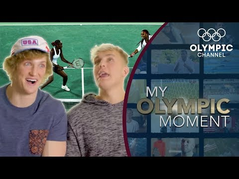 Logan & Jake Paul's Olympic Favourite: the Rio 2016 Siblings | My Olympic Moment
