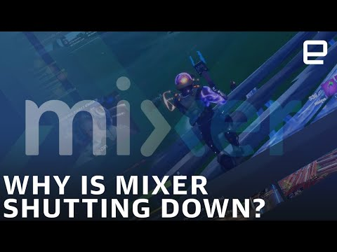 Who gains the most from Mixer's closure?