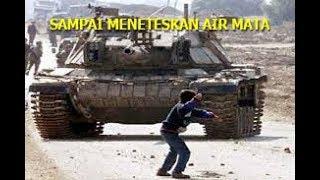 4 Kisah Pejuang Cilik Palestina yg Meharukan, Sampai Meneteskan Air Mata.