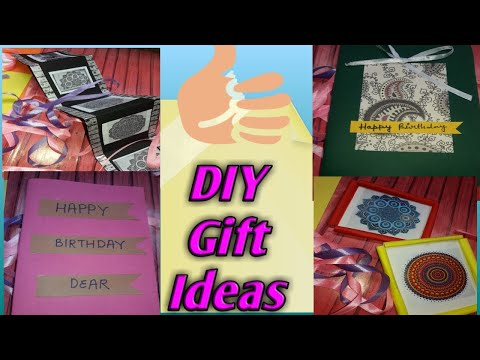 DIY gift ideas|Last minute gifts ideas|Thecrafty person