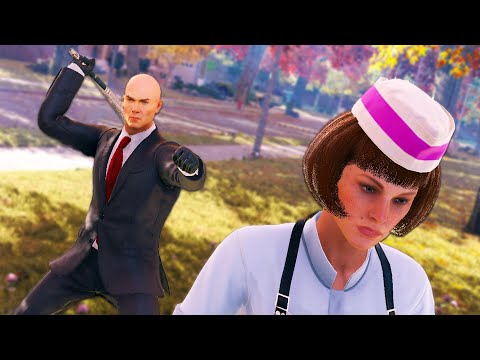 I Killed An Entire Village With A Newspaper In Hitman 2