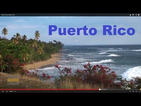 Puerto Rico Road Trip   Traveling Robert