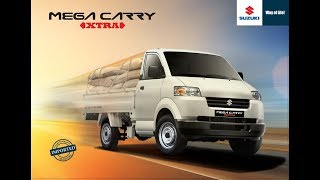 Suzuki Mega Carry Xtra 2018 Review | TheAutoClub